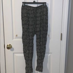 Packing joggers